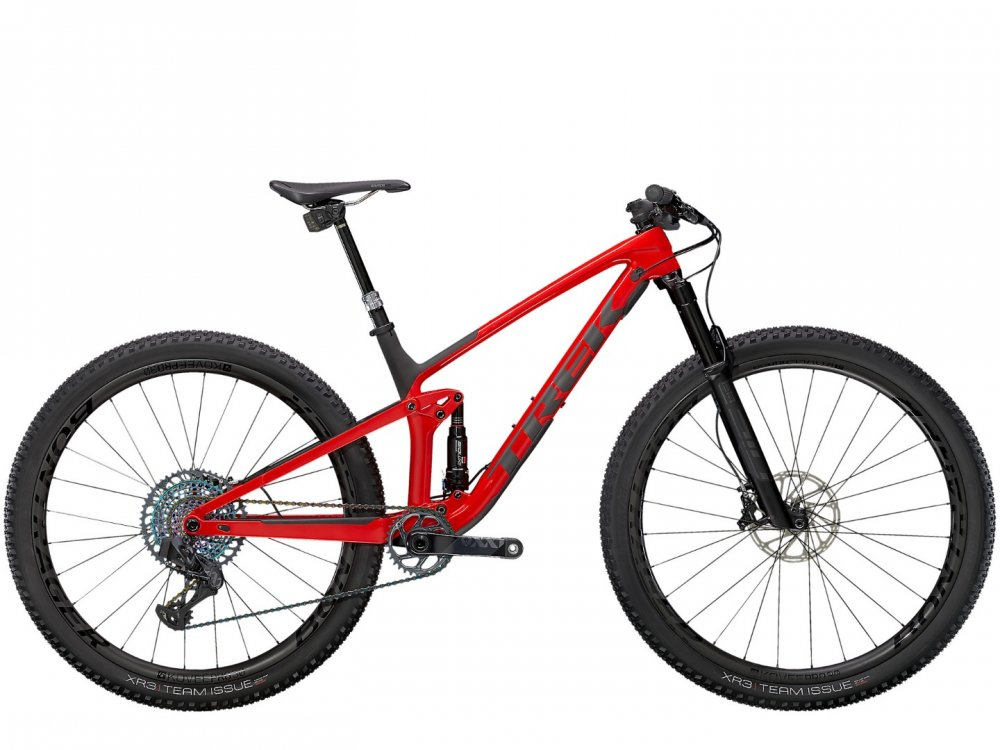 Trek Top Fuel 9.9 ML Gloss Red Matte Carbon  AXS