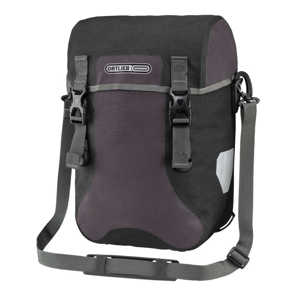 ORTLIEB Sport-Packer Plus - granite - black