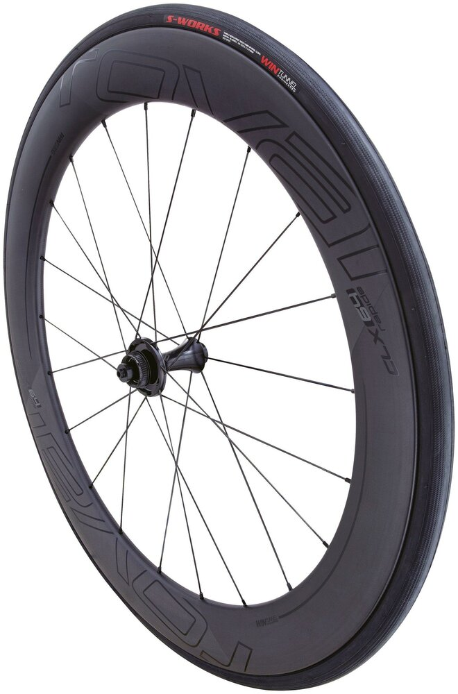Specialized Roval CLX 64 Disc  Front Carbon/Gloss Black 700c