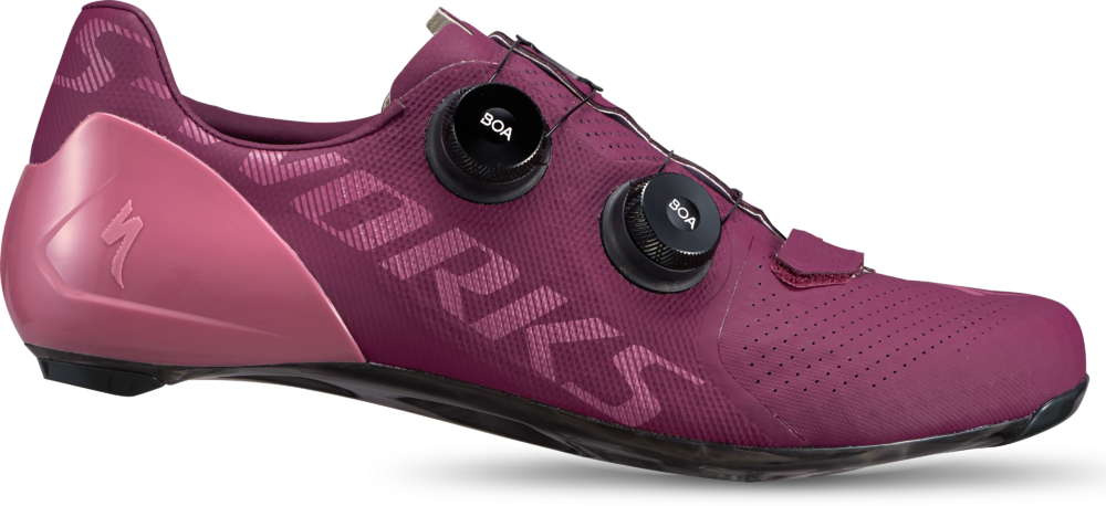 Specialized S-Works 7 Road Shoes Cast Berry 42.5