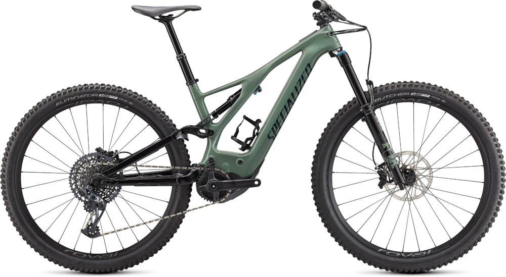 Specialized Turbo Levo Expert Carbon Sage Green / Forest Green S